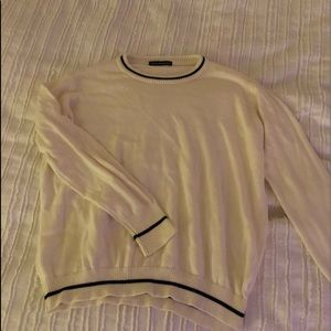 Brandy Melville cream sweater